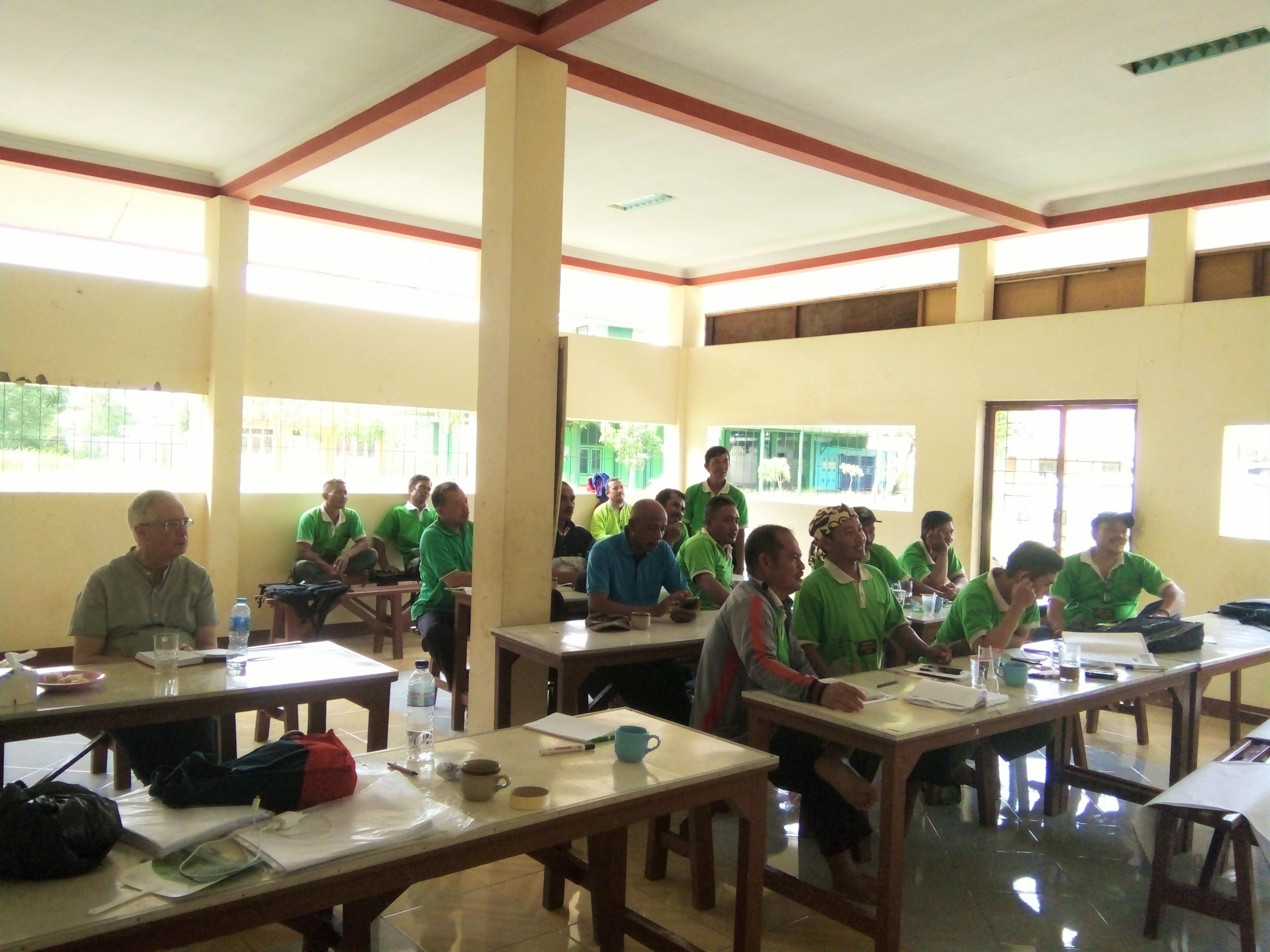 Evaluasi Curah Hujan, Klub Pengukur Curah Hujan Indramayu